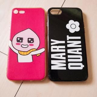 マリークワント(MARY QUANT)のiPhoneケース(iPhoneケース)