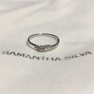 サマンサシルヴァ(Samantha Silva)のシルヴァ リング 7号 アクセサリー サマンサティアラ(リング(指輪))