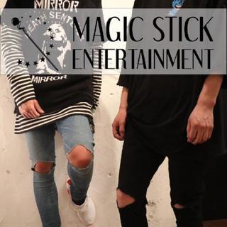 magic stick youth fit jeggings Mサイズ(デニム/ジーンズ)
