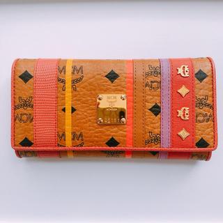 エムシーエム(MCM)のMCM 長財布 正規品(長財布)