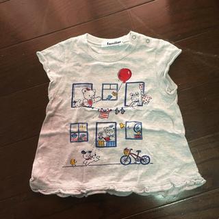 ファミリア(familiar)のファミリア3分袖90Tシャツ(その他)