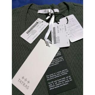 タトラス(TATRAS)の新品 TATRAS  タトラス MONTE モンテ Tシャツ 半袖 カットソー(Tシャツ/カットソー(半袖/袖なし))