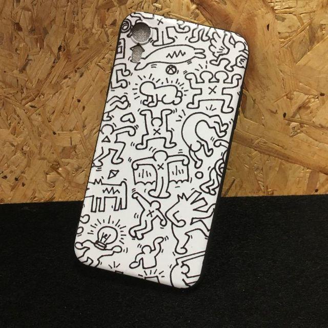 ダイソー スマホケース iphone8 、 iPhone XR 軽量、スリム TPU / ソフトケース・新品の通販 by onemc's shop|ラクマ