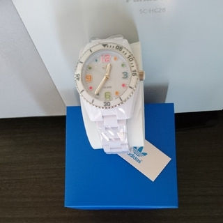 アディダス(adidas)のadidas 腕時計 ブリスベン ミニ 新品未使用 送料込み(腕時計)