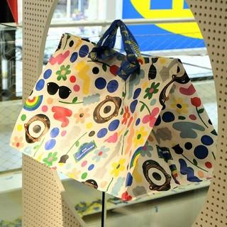 イケア(IKEA)の新品未使用 ♡ IKEA バッグ / フランス パリ マドレーヌ / イケア 5(エコバッグ)