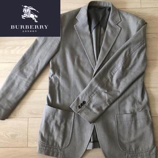バーバリー(BURBERRY)の【美品】バーバリーロンドン ジャケット(テーラードジャケット)