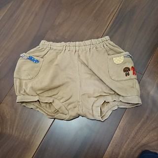 ベルメゾン(ベルメゾン)の ショートパンツ ベルメゾン 90 ズボン 半ズボン かぼちゃぱんつ 犬(パンツ/スパッツ)