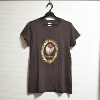 ユニクロ(UNIQLO)の【No.10】ユニクロ/Tシャツ(sweet maniac)(Tシャツ(半袖/袖なし))