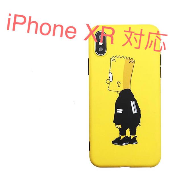 iphone8 ケース クリア ケース | SIMPSON - iPhone XR対応 シンプソン スマホケースの通販 by MAYA TOKYO's shop|シンプソンならラクマ