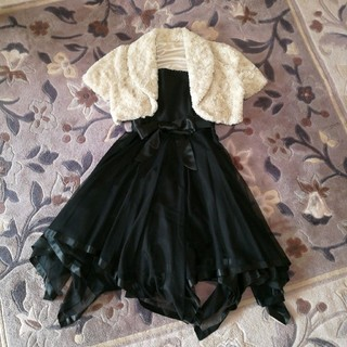 POWDER SUGAR - ドレス ボレロ2枚 セット