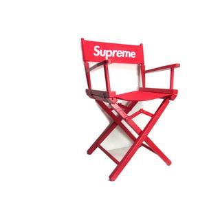 シュプリーム(Supreme)のシュプリーム Supreme ■ 19SS ディレクターズ チェアー 椅子(折り畳みイス)