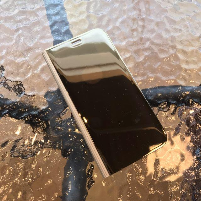 iPhoneケース 手帳型 ミラー アイフォンケース スマホケース 手帳型ケースの通販 by jack jack    |ラクマ