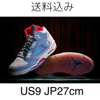 ナイキ(NIKE)のTROPHY ROOM™ X AIR JORDAN 5 RETRO 2足(スニーカー)