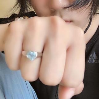 ヨンドシー(4℃)の4℃ アクアマリン(リング(指輪))