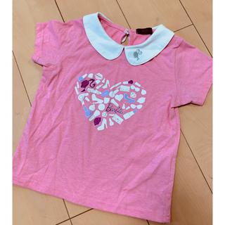 バービー(Barbie)のバービー Barbie Tシャツ 140 激かわ 美品(Tシャツ/カットソー)