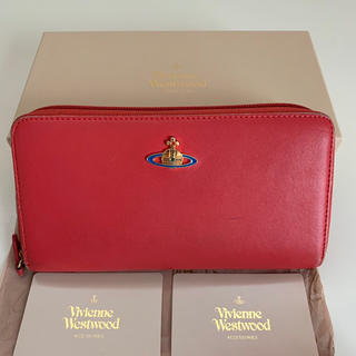 27b5c05e062f ヴィヴィアンウエストウッド(Vivienne Westwood)の超美品! ヴィヴィアン 財布 長財布