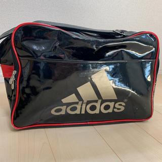 アディダス(adidas)のアディダス adidas エナメルバッグ ショルダーバッグ サッカー 野球 部活(ショルダーバッグ)