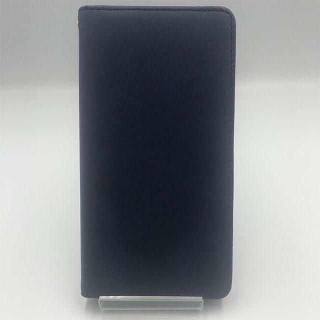 ディズニー リゾート iphone8 ケース | 【Apple】iPhone XR PUレザー 革 スマホケース ネイビーの通販 by プー's shop|ラクマ
