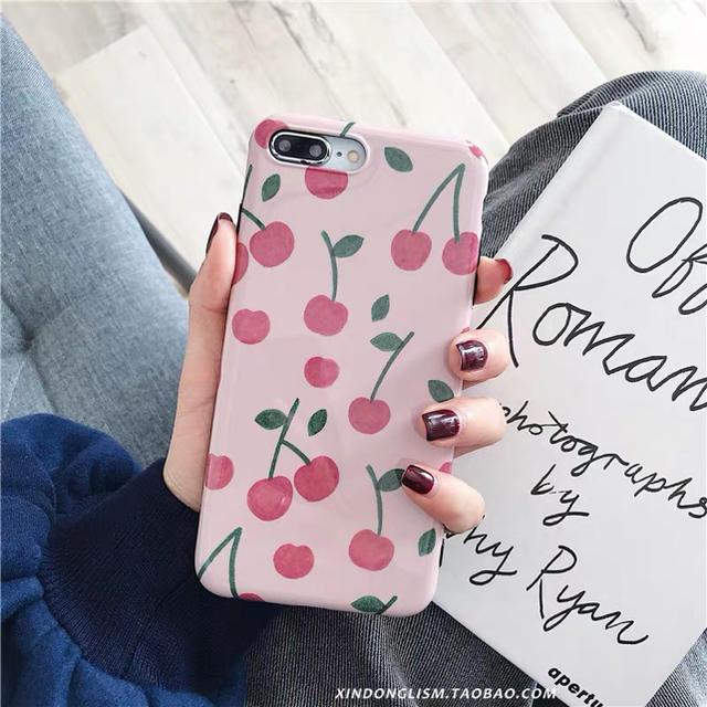 グッチ アイフォーンx ケース メンズ 、 merry jenny - チェリー iPhoneケース タグ借りの通販 by asumi's shop|メリージェニーならラクマ
