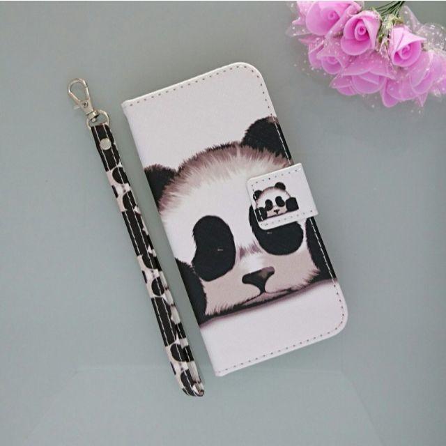 新品ケースiPhoneXS X XR SE 5s 5 8 7 H16●パンダの通販 by セール中|ラクマ