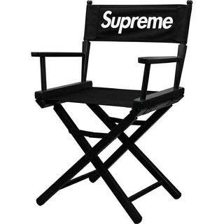 シュプリーム(Supreme)の【新品未使用】 supreme chair(折り畳みイス)