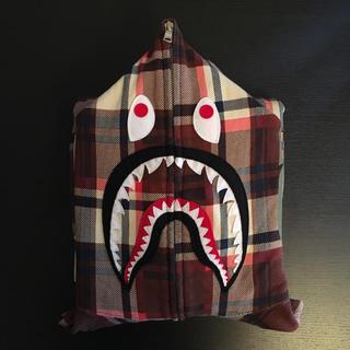 アベイシングエイプ(A BATHING APE)のBAPE ゴールド会員限定 15周年 シャークパーカー shark hoodie(パーカー)