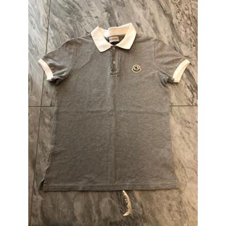 モンクレール(MONCLER)の美品 本物 モンクレール ポロシャツ 12A 0相当(ポロシャツ)