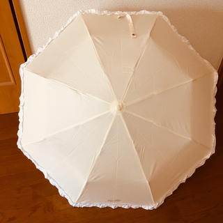 ロクシタン(L'OCCITANE)のロクシタン 日傘 折りたたみ 未使用(傘)