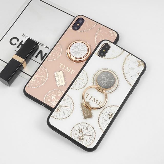 iphone x tpu ケース / 白のXRの通販 by mama店長|ラクマ