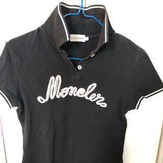 モンクレール(MONCLER)のMONCLER モンクレール レア S 正規店購入(ポロシャツ)