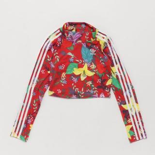 アディダス(adidas)のグラフィック ロングスリーブTシャツ [GRAPHIC LS TEE] (Tシャツ(長袖/七分))