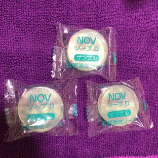 ノブ(NOV)のNOV 低刺激性ソープ(ボディソープ / 石鹸)