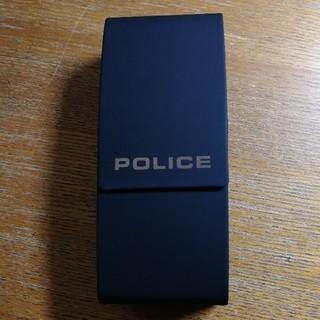 ポリス(POLICE)のPOLICE メガネケース(サングラス/メガネ)