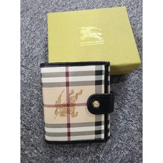 バーバリー(BURBERRY)のBurberry バーバリー 折り財布 未使用品 (折り財布)