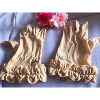 シビラ(Sybilla)のシビラ 手袋 コットン 中古(手袋)