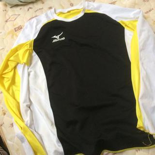 ミズノ(MIZUNO)のミズノ ロンTシャツ(Tシャツ/カットソー(七分/長袖))