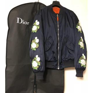 ディオールオム(DIOR HOMME)のDior homme ディオールオム 16ss 薔薇 MA1(ブルゾン)