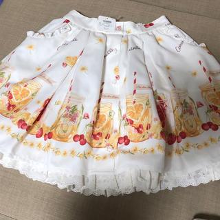 リズリサ(LIZ LISA)のLIZLISA リズリサ スカート (ひざ丈スカート)