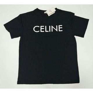 セリーヌ(celine)のCELINE セリーヌ Tシャツ シャツ レディース メンズ 男女 L (Tシャツ/カットソー(半袖/袖なし))