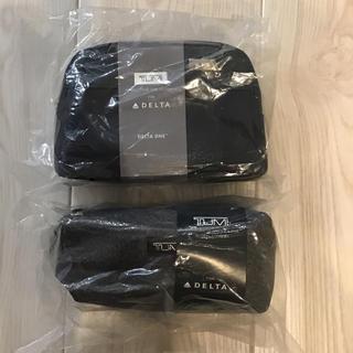 トゥミ(TUMI)のデルタ航空 TUMI アメニティ(旅行用品)