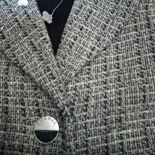 シャネル(CHANEL)の本日限定値下げ✨1年中羽織れます✨CHANELシャネルツイードジャケット(テーラードジャケット)
