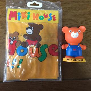 ミキハウス(mikihouse)の☆新品未使用.ミキハウス.浮く棒(浮き輪)☆(マリン/スイミング)