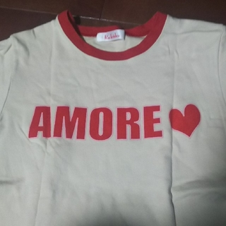 イリーデ(Ra Iride)のRa  lride AMORE Tシャツ(Tシャツ(半袖/袖なし))