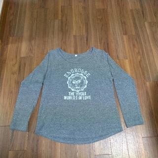 グレー 長袖 Tシャツ(Tシャツ(長袖/七分))
