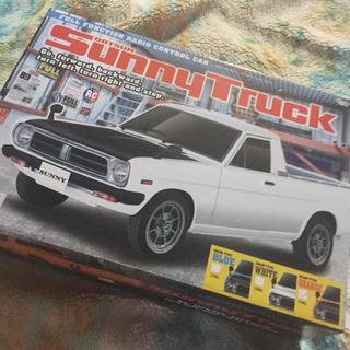 日産 - sunny truck ラジコン