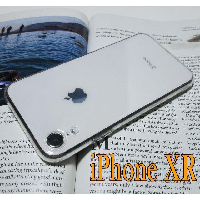 iPhoneXR用 最新TPUクリアソフトケース クリア(透明)の通販 by まお's shop|ラクマ