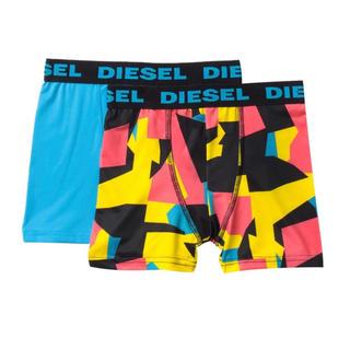 ディーゼル(DIESEL)のDIESEL キッズ ボクサーパンツ2枚セット XL / メンズ S相当(ボクサーパンツ)