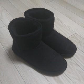 ジーユー(GU)のムートンブーツ(ブーツ)