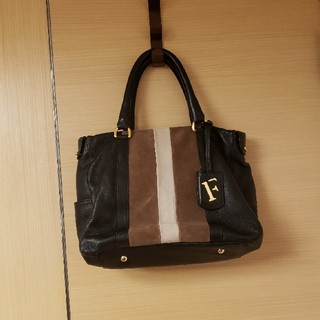 fb81dde11857 フルラ(Furla)の美品 FURLA 異素材 ハンドバッグ ショルダーバッグ(ハンドバッグ)