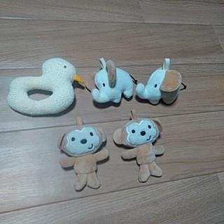 ファミリア(familiar)のベビーオモチャ(知育玩具)